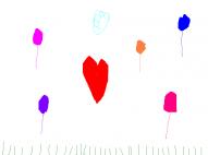 Justīne Kozule, 6 gadi. Pavasaris